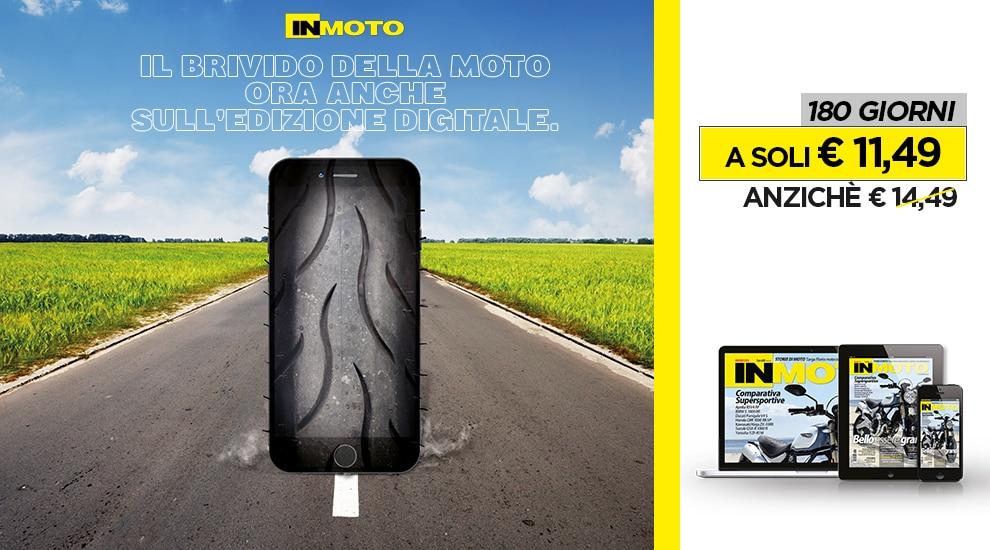 Promo il brivido della moto 2018 - Inmoto.it